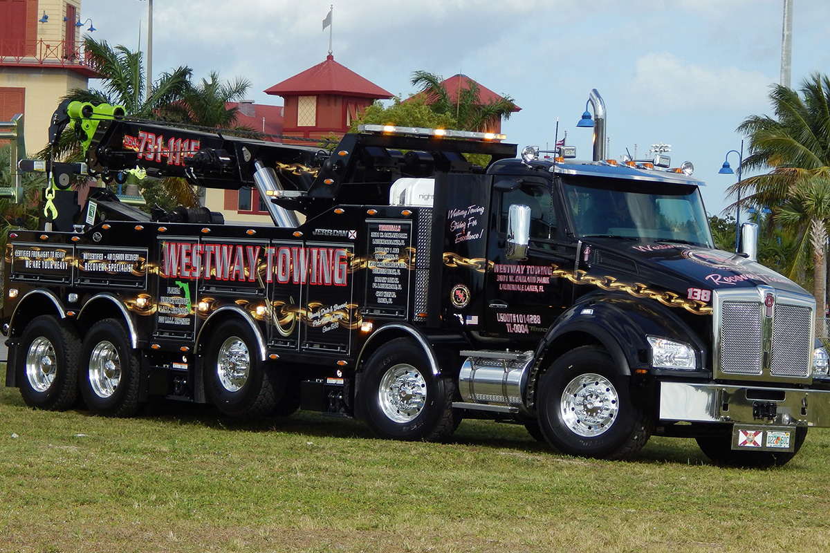 West Way Towing – Towing Company in Broward County